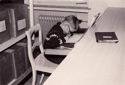 Schularbeiten 1965