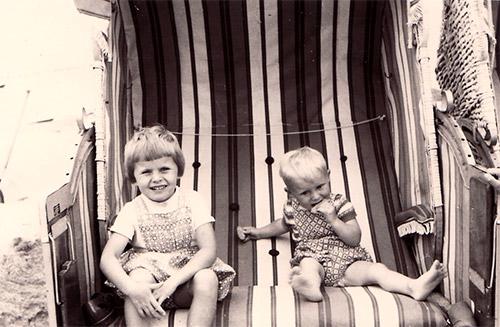 Urlaub in Dame 1962